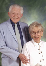 Dr. Don M. Cregier and Dr. Sharon E. Cregier
